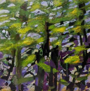 måleri 2011-2014 Resan till Skagen II